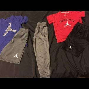 Boys Jordan Clothes